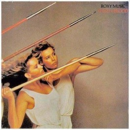 Roxy Music Flesh + Blood CD