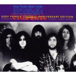 Deep Purple Fireball 25Th Anniversary Edition CD