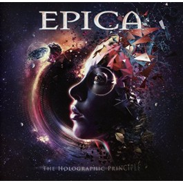 Epica Holographic Principle Limited Digipak CD2