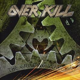 Overkill Grinding Wheel CD