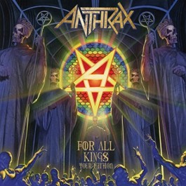 Anthrax For All Kings Tour Edition CD2