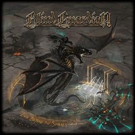 Blind Guardian Live Beyond The Spheres Digipak CD3