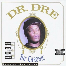 Dr Dre Chronic Remaster CD