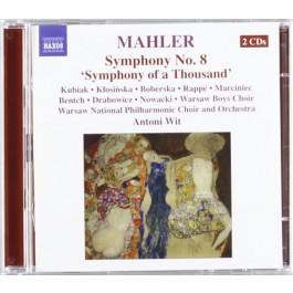 Antoni Wit Warsaw National Phorch Mahler Symphony No.8 CD2