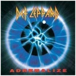 Def Leppard Adrenalize CD