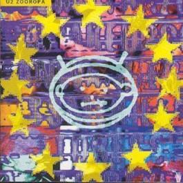 U2 Zooropa CD
