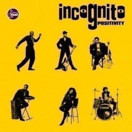 Incognito Positivity CD