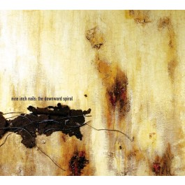 Nine Inch Nails Downward Spiral CD
