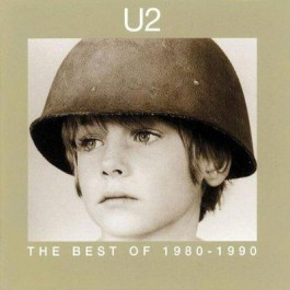 U2 The Best Of 1980-1990 CD
