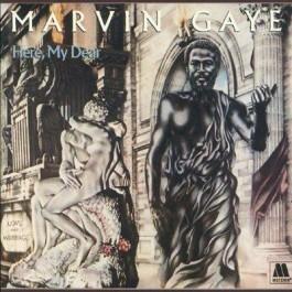 Marvin Gaye Here, My Dear CD