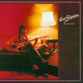 Eric Clapton Backless CD