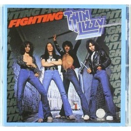 Thin Lizzy Fighting Remasters CD