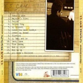 Jj Cale The Very Best Of J J Cale CD