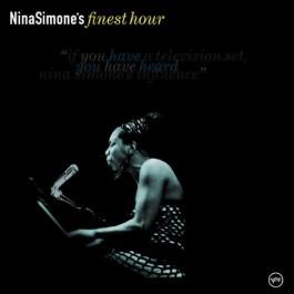 Nina Simone Finest Hour CD