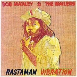 Bob Marley & The Wailers Rastaman Vibration Remasters CD
