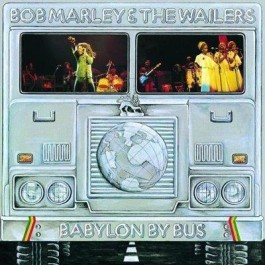 Bob Marley & The Wailers Babylon By Bus Remasters CD