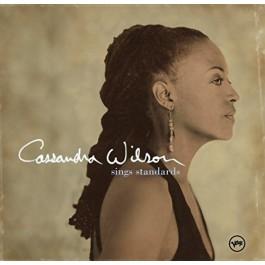 Cassandra Wilson Sings Standards CD