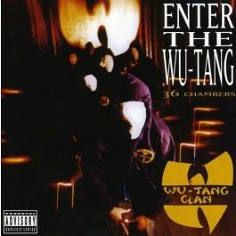 Wu-Tang Clan Enter The Wu-Tang CD