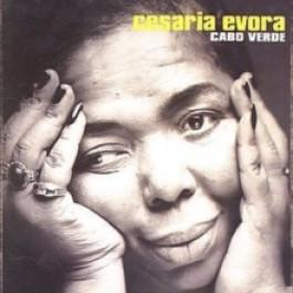 Cesaria Evora Cabo Verde CD