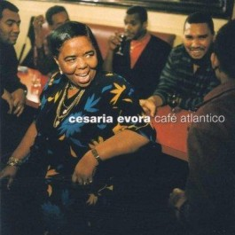 Cesaria Evora Cafe Atlantico - French Version CD
