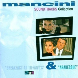 Soundtrack Breakfast At Tiffaniys & Arabesque CD