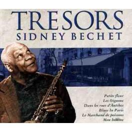Sidney Bechet Tresors CD4