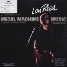 Lou Reed Metal Machine Music CD