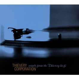 Thievery Corporation Sounds From Thievery Hi-Fi CD
