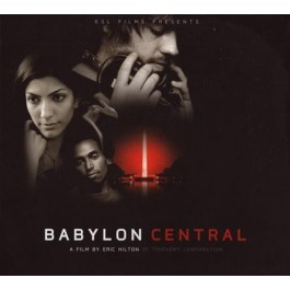 Thievery Corporation Babylon Central DVD+CD