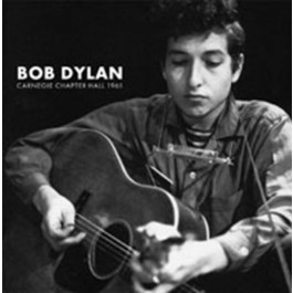 Bob Dylan Carnegie Chapter Hall 1961 LP2