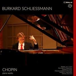 Burkard Schliessmann Chopin Piano Works LP2