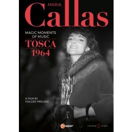 Maria Callas Tosca 1694 Magic Moments Of Music DVD