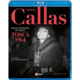 Holger Preusse Maria Callas Tosca 1964 BLU-RAY