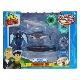 Wild Kratts Wild Kratts 4 Pac - Creature Power Swimmers Set IGRAČKA RAZNO