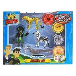 Wild Kratts Wild Kratts 4 Pac - Creature Power Runners Set IGRAČKA RAZNO