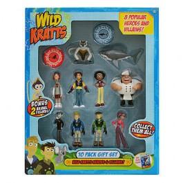 Wild Kratts Wild Kratts 10 Pac Figure Gift Set IGRAČKA RAZNO