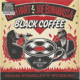 Beth Hart & Joe Bonamassa Black Coffee 180Gr LP2
