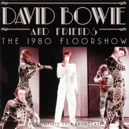 David Bowie 1980 Floorshow CD