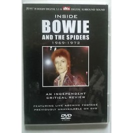 David Bowie Inside Bowie And The Spiders 1969-1972 DVD
