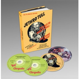 Jethro Tull Too Old To Rock n Roll Too Young To Die Re-Recorded CD