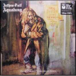 Jethro Tull Aqualung 2011 Stereo Remix LP