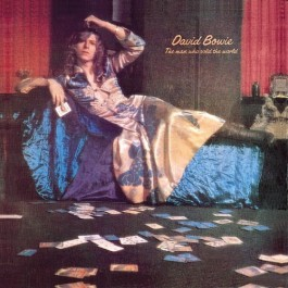 David Bowie Man Who Sold The World Remaster 2015 CD