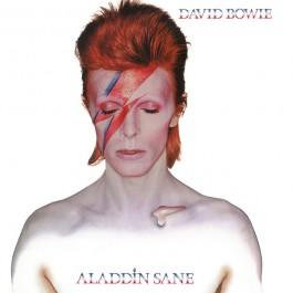 David Bowie Aladdin Sane LP