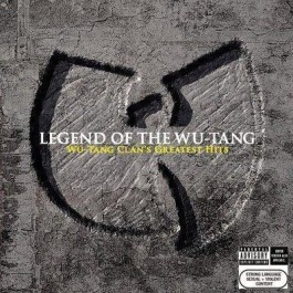 Wu-Tang Clan Legend Of The Wu-Tang Greatest Hits CD