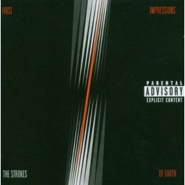 Strokes First Impressions Of Earth CD