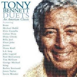 Tony Bennett Duets An American Classic CD