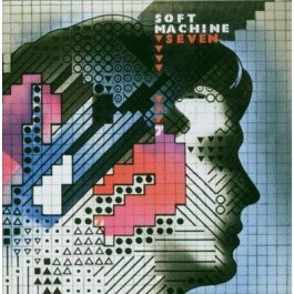 Soft Machine Seven CD