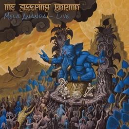 My Sleeping Karma Mela Ananda - Live CD+DVD
