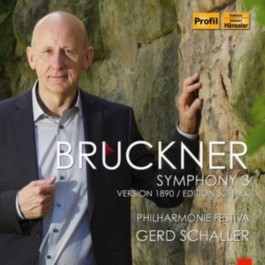 Gerd Schaller Bruckner Symphony 3 CD