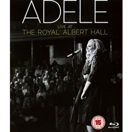 Adele Live At The Royal Albert Hall BLU-RAY+CD